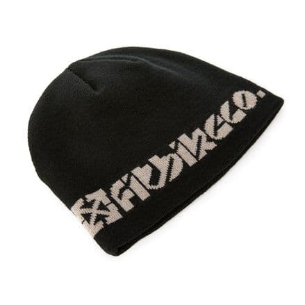 FIT Chill Beanie Black & Grey